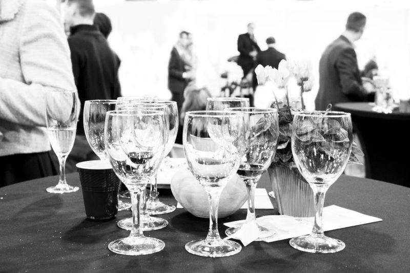 foto wijnglazen wijnweekend